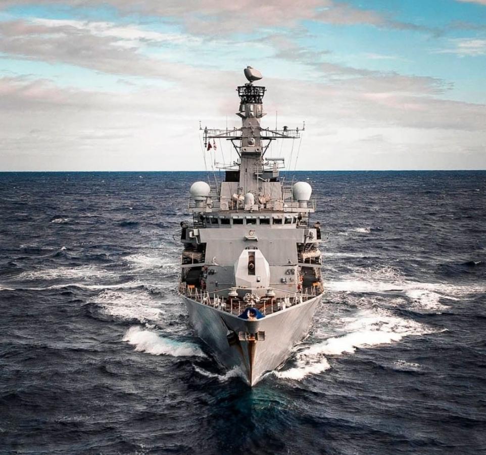 大英帝国皇家海军最后的中坚――23型护卫舰