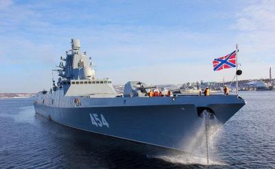 【二千与叫兽】22350型护卫舰:被誉为俄罗斯版的054A,但作战效能远超05