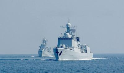 【紫色蒲公英】051C驱逐舰:7000吨的舰体却没有固定机库,中国最早防空舰之