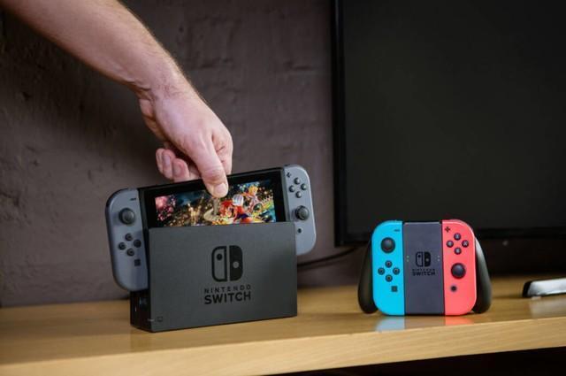 享受合家欢的乐趣 switch全新打开方式get起来