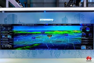【残留の笑颜】华为智慧城市建设手记:5G+AI智慧城市进入孪生新时代