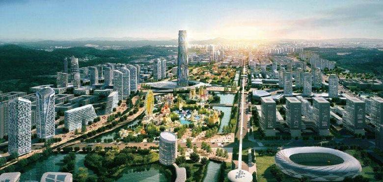 """雄安智慧城市,先河环保""""网格化""""技术的人工智能"""