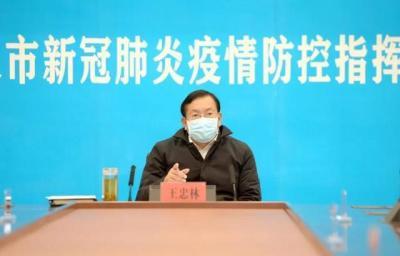 【风晴雪流成河】武汉将开展拉网式大排查,王忠林:背水一战,没有退路