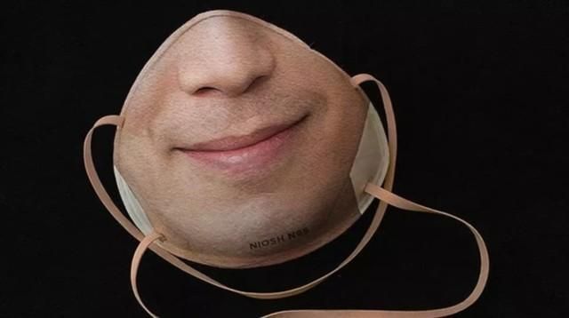 新款N95口罩:佩戴后不影响苹果手机面容解锁