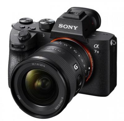 【你的眸中有星辰】索尼发布全画幅超广角定焦FE 20mm F1.8