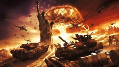 【深渊的那支花】敏感时刻,美再提第三次世界大战!作战方案曝光,结局不堪设想