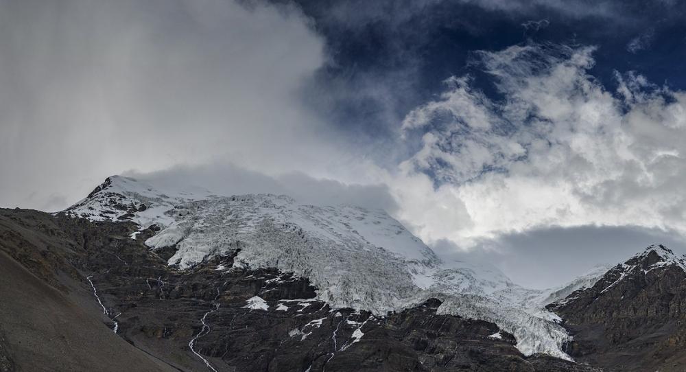 探寻西藏粮仓,富饶与美丽的背后藏着故事,卡诺那冰川却令人担忧