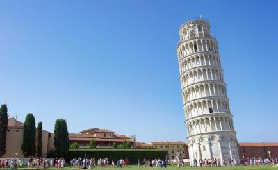 【夕阳追脚尖】意大利人气最旺的标志性景点,如今疫情严重,还有那么多游客吗?