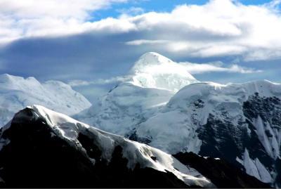 【章曼冬】木雅是贡嘎山的藏族名称,子梅垭口看贡嘎山