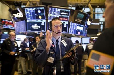 【李白的小迷妹】纽约股市12日早盘暴跌再度触发熔断机制