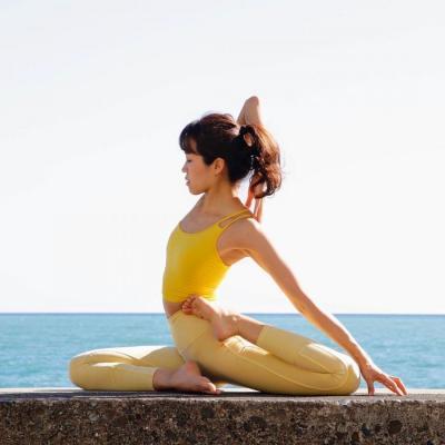 【夏末的晨曦】瑜伽不是一个线性提升的过程