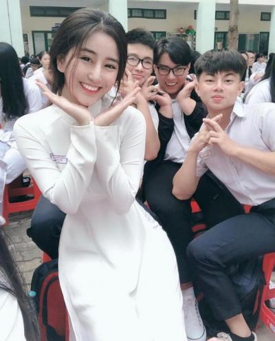 【少年维特斯】越南版Angelababy,有整过吗?如果她来考中央戏剧学院,能