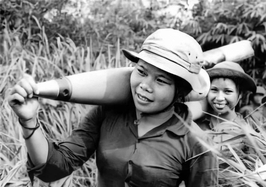 越战中真实的女子兵,并不是传言中的年轻漂亮,战后竟无人敢娶?