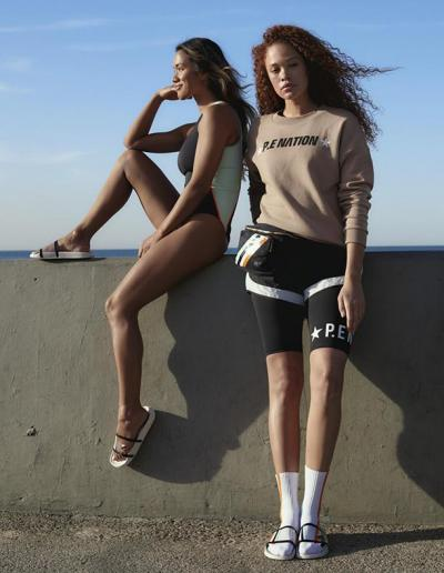 H&M为现代女性打造全新环保运动休闲系列
