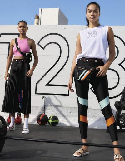 【别穿红裙づ来炫耀】H&M为现代女性打造全新环保运动休闲系列