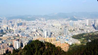 贵州遵义:城在山周,山在城中,全国文明城市,中国优秀旅游城市