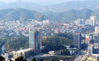【青春最珍贵】贵州遵义:城在山周,山在城中,全国文明城市,中国优秀旅游城市