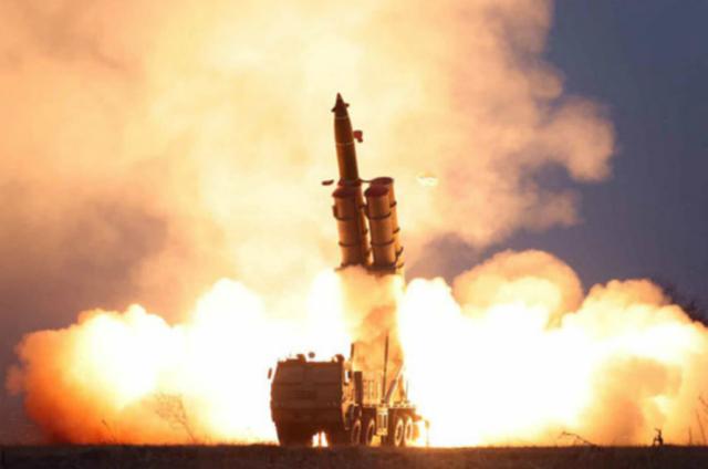 【姑娘拽天下】今年首次!时隔95天朝鲜再次发射不明发射体