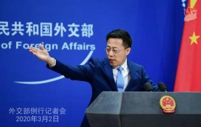 3月2日朝鲜发射不明飞行物 中方:呼吁通过对话协商解决问题