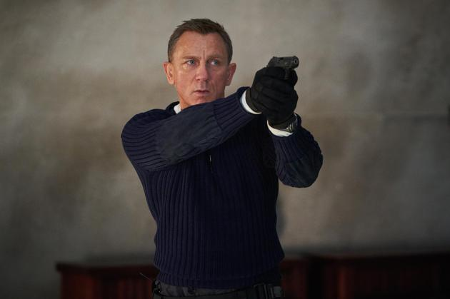 将近3个小时!《007:无暇赴死》成全系列最长