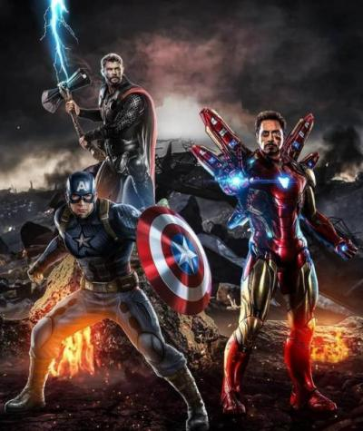 装备只是累赘!漫威中这4位英雄自身就是武器,根本不需要装备