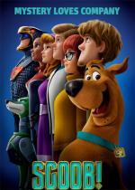 【萌了个乖乖】《史酷比狗》经典回归 首部动画电影揭身世之谜