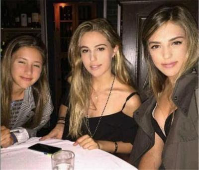 """【过渡客】有种""""遗传""""叫史泰龙女儿,以为3个女儿是金刚芭比,却很惊艳"""