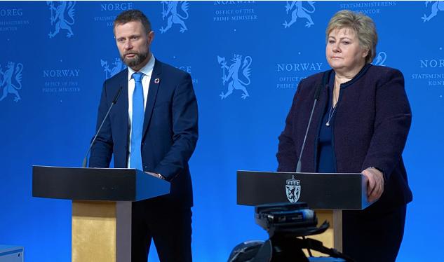 【做猫不做虎】挪威出台严格管理措施 关闭所有学校和幼儿园
