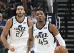 【声声卜及女尔】美媒:NBA犹他爵士球员米切尔新冠检测呈阳性,系戈贝尔队友
