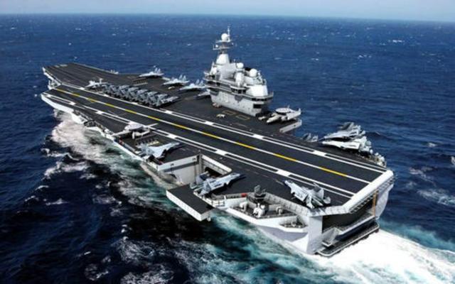 全球首艘110万吨巨无霸,仅3年就横空出世,18艘辽宁舰都比不上