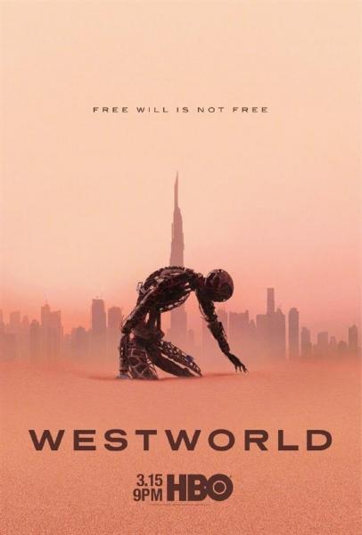 《西部世界》第3季:首集获IMDb 9.9分