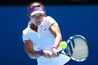 中国网球,又一天才少女横空出世,颜值超高,商业价值有望超李娜