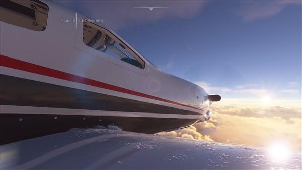 【羞答答的玫瑰】微软加速更新大作《飞行模拟》:画质更强 游戏更真实