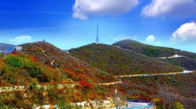 【澄澈的眼】焦作青天河风景名胜区