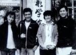 【想当龙的猫】1980年大明星们的合影照,李连杰那时候真的很帅