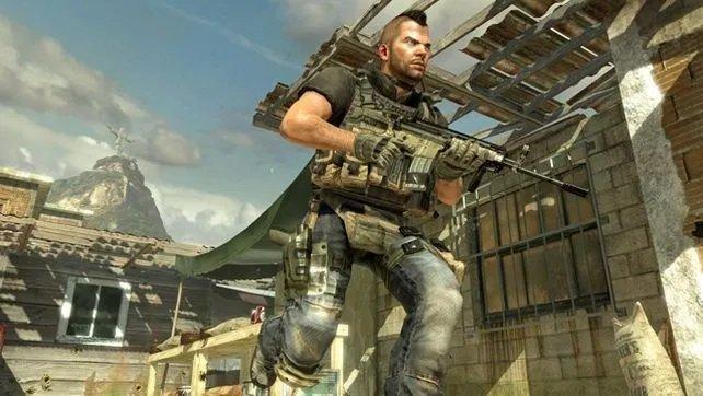 传《使命召唤6:现代战争2重制版》多人游戏开发中