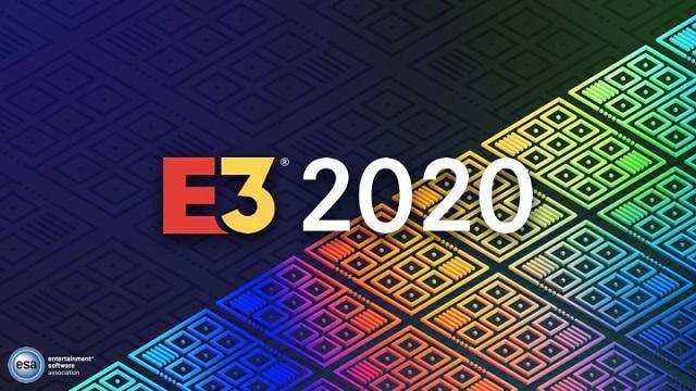 【萌系小妹子】因参展商热情不高 E3 2020线上体验亦被取消