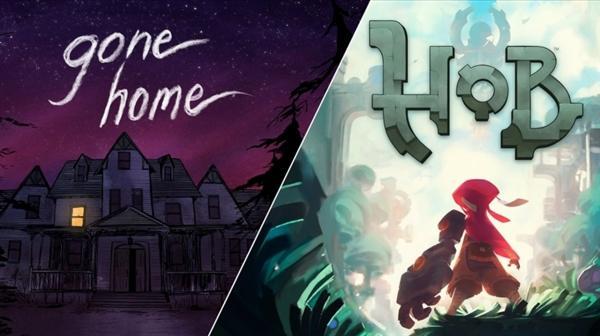 【嘚瑟的小孩】喜加4!Epic四款游戏免费领取:均为口碑之作