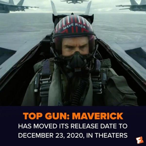 【真材实料的我】汤姆克鲁斯《壮志凌云2》12月23日上映