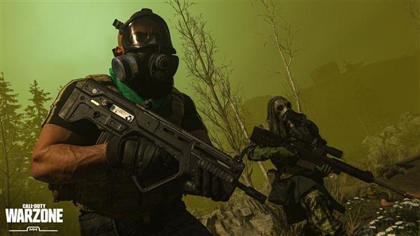 【想穿婚纱的孩纸】《使命召唤:战区》全球玩家超5千万 增长最快免费游戏达成!