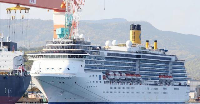 148名机组人员在日本停靠的游轮上检测冠状病毒呈阳性