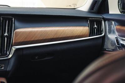【打个酱油卖个萌】于细节处见真章 沃尔沃S90诠释不一样的豪华