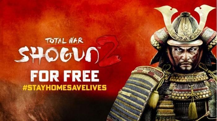 Steam《全面战争:幕府将军2》目前可免费领取