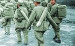 【傲娇范、女王】1949年,国民党部队开始撤离上海,全城戒严