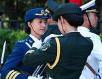 【野区小霸王】军事丨中国陆海空三军仪仗队,仪仗规格都有哪些