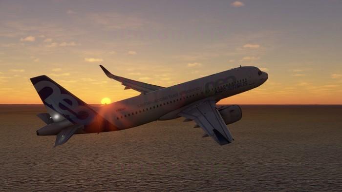 【╰暴走的兔子╯】Alpha 3版《微软飞行模拟》发布:添加波音747-8i内容