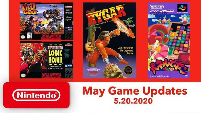 【柔情女硬汉】任天堂Switch Online新增四款SNES和NES游戏