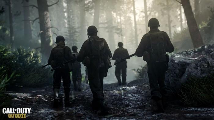【阳光温暖空屋】《使命召唤14:二战》开发商正在制作两款新作 或为新COD