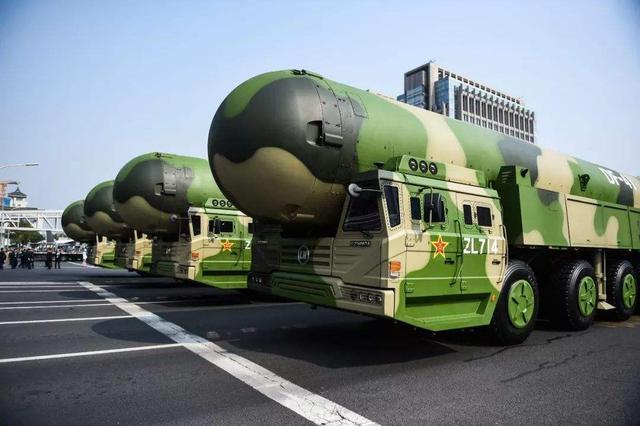威力相当于230颗原子弹,国之重器一旦发射,几乎不会有幸存者