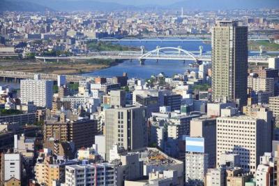 【是疯了的圆规】看看日本大阪,再看看中国广州,两个城市差距不是一点!